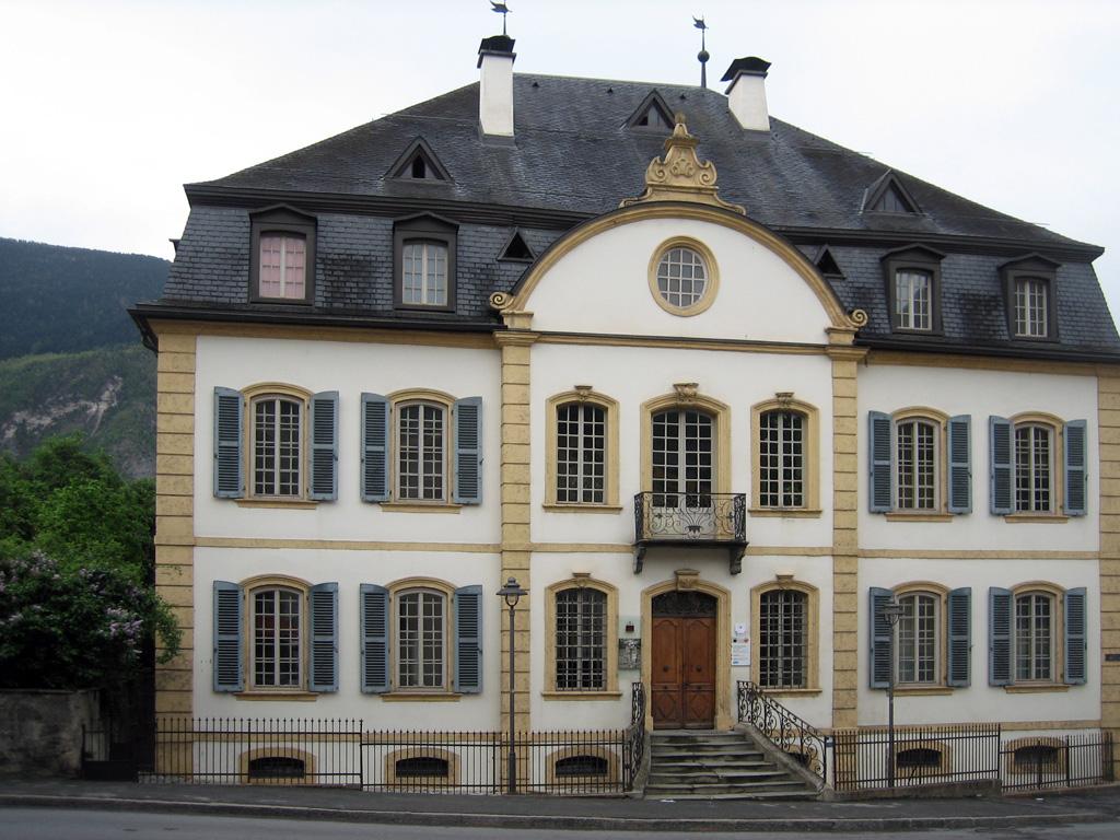 Haus de Courten, Fondation Rilke, 2015