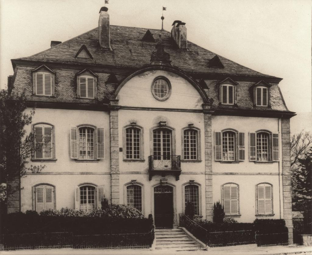 Maison Pancrace de Courten, 1988