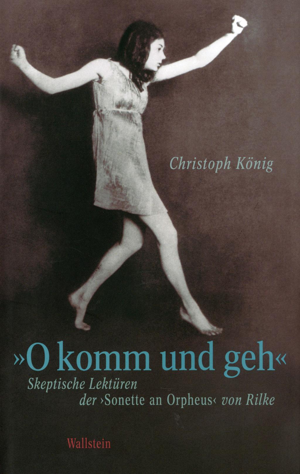 Couverture du livre «O Komn und geh», 2014